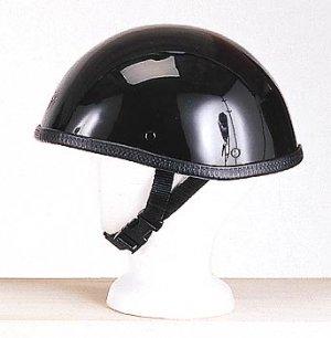 Smokey Shiny Novelty Helmet, No Snaps, Y-Strap, Q-Release