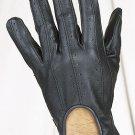 All Leather Full Finger Gloves w/ Velcro & Airvent Holes