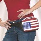Money Pouch USA Flag