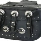 PVC-Saddlebag w/ Studs