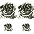 Rose Bud Logos