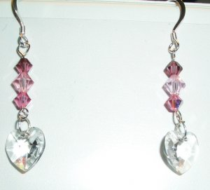 Heart it Earrings