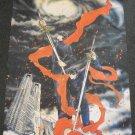 X 1999 Scroll poster VERY RARE!