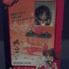 Sailor Moon Sailor Jupiter With Mini Doll House Ban Dai