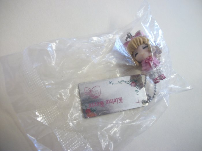 Hina Ichigo Keychain Rozen Maiden
