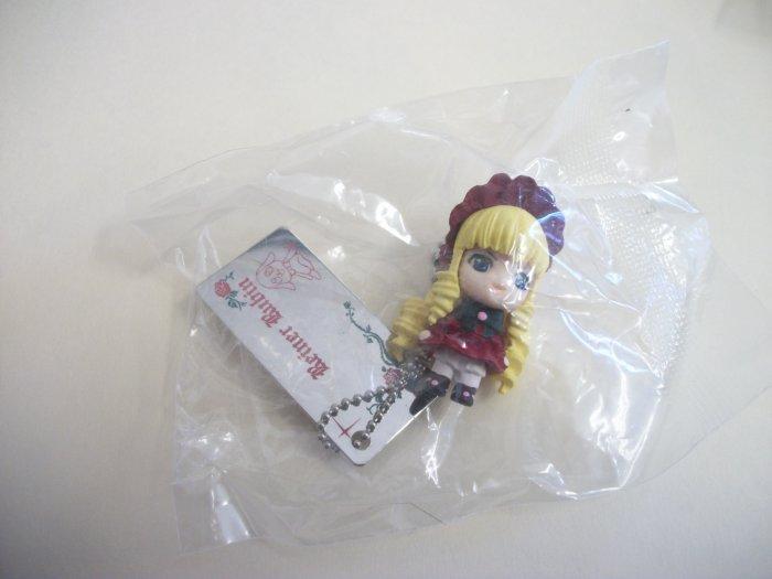 Rozen Maiden Shinku keychain