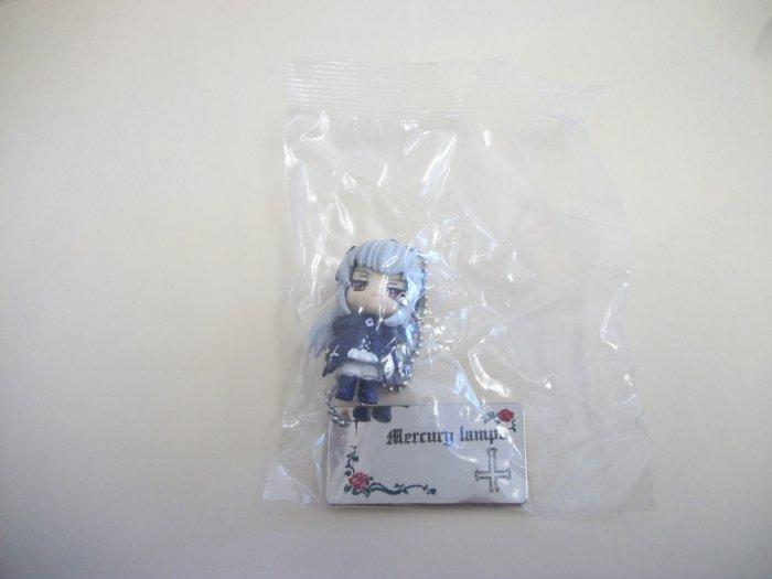 Rozen Maiden Suigintou keychain