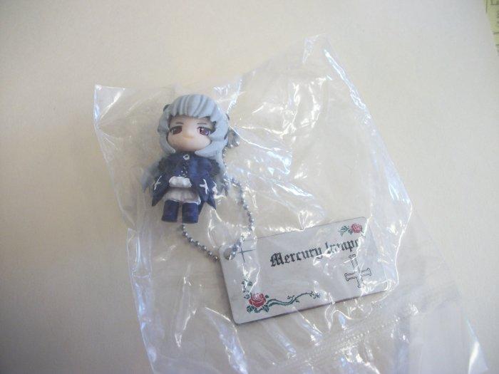 Rozen Maiden Suigintou keychain #2
