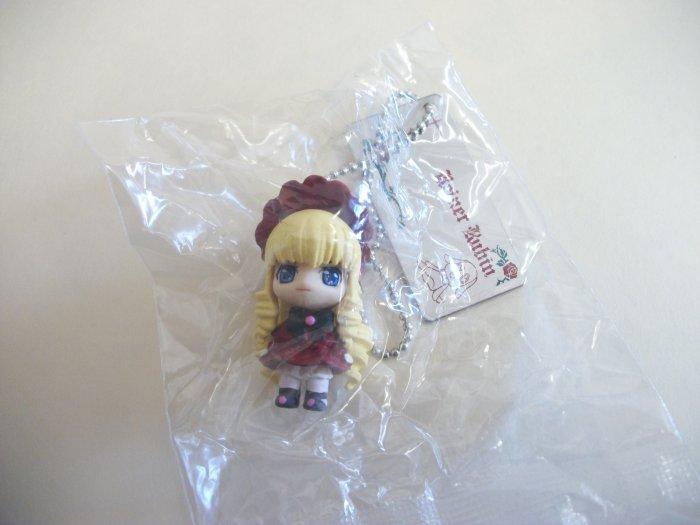 Rozen Maiden Shinku keychain #2