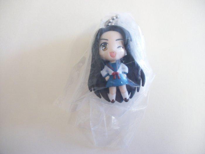 Melancholy of Haruhi Suzumiya Ryoko Asakura