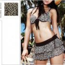 Leopard Bikini | Swimsuits, Cute Clothing, Asian Fashion, Korean Style