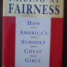 Failing At Fairness -  Myra and David Sadker (Hardcover, 1994)