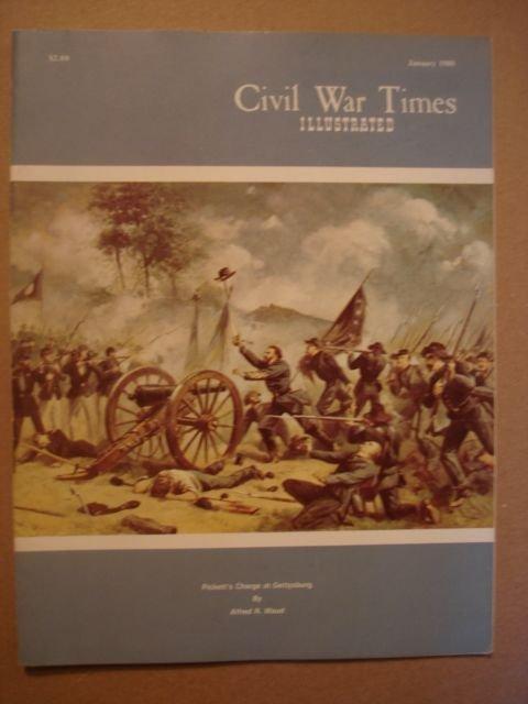 Civil War Times Illustrated January 1980