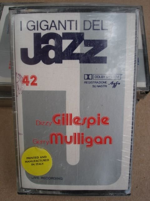 I Giganti Del Jazz Vol. 42 - Dizzy Gillespie & Gerry Mulligan,  Hubert Fol Quartet