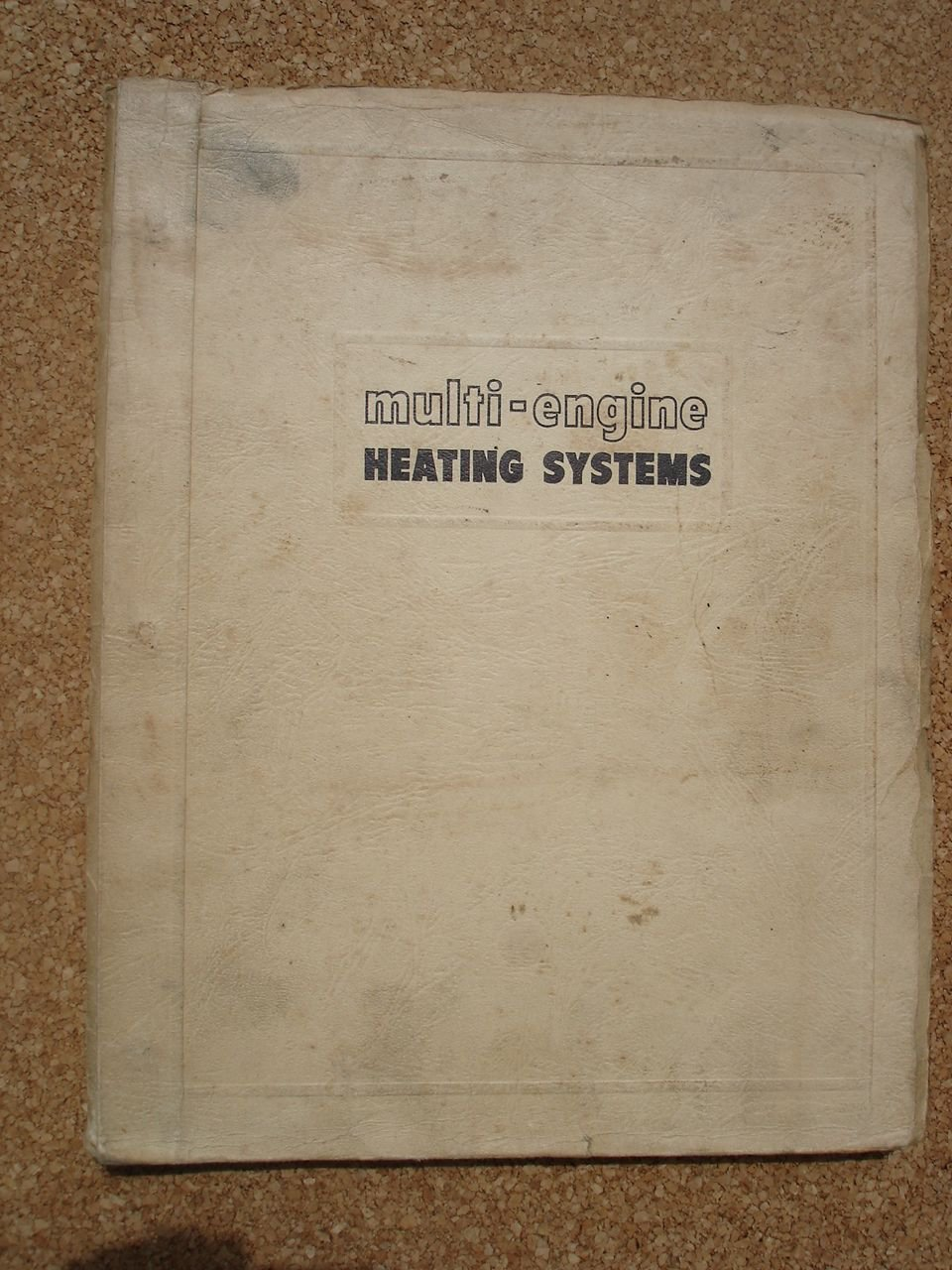 Cessna Aircraft Heater and Components Service-Parts Manual