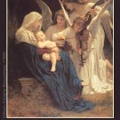 Hail Mary Latin/English Prayer Card PC#167