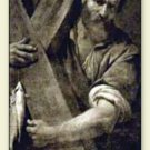 ST. ANDREW PRAYER CARD #125