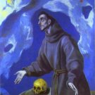 ST. FRANCIS OF ASSISI PRAYER CARD #68
