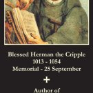 Blessed Herman the Cripple Prayer Card #202