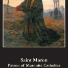 St. Maron Prayer Card PC#219