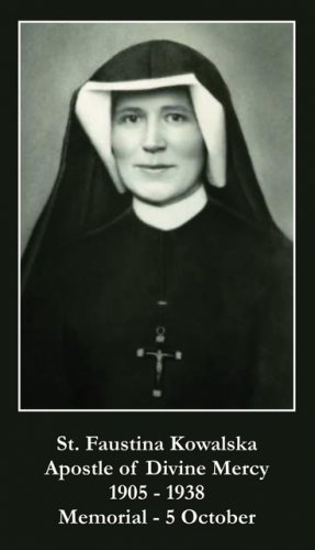 Sister faustina diary