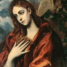 ST. MARY MAGDALENE PRAYER CARD PC#83