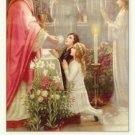 FIRST COMMUNION PRAYER CARD PC#119