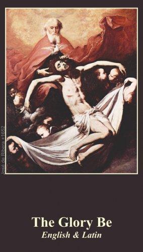Glory Be Latin/English Prayer Card PC#169