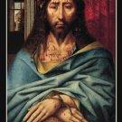 Golden Arrow Holy Face Prayer Card PC#214