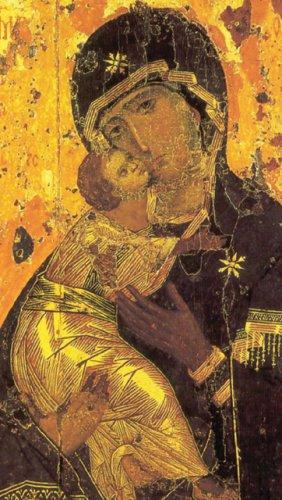 Hail Holy Queen Latin/English Prayer Card PC#171