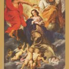 Regina Caeli Latin/English Prayer Card PC#166