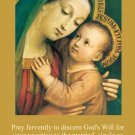 Our Lady of Good Counsel Vocational Discernment Prayer Card PC#165