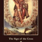 Sign of the Cross Holy Card PC#194