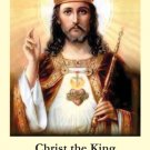 Christ the King Prayer Card PC#268