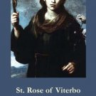St. Rose of Viterbo Holy Card PC#300