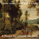 Vacation Prayer Card PC#303