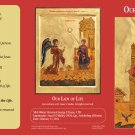 Our Lady of Life TRIFOLD Prayer Card #351LL-TF