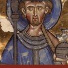 St. Oswald Holy Card PC#310