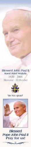 Blessed Pope John Paul II Bookmark #B3