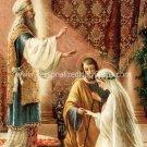 Wedding of Mary & Joseph Magnet #Mag-9