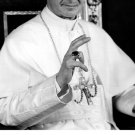 Pope Paul VI Holy Card PC#329