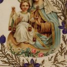Our Lady of Mount Carmel Holy Card PC#335