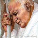 Blessed Pope John Paul II Magnet #Mag-10