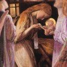 Christmas Anticipation Prayer Card PC#269