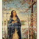 KATERI TEKAKWITHA CANONIZATION HOLY CARD PC#113