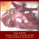 Year of Faith - Prayer to Strengthen Faith - Card #YOF-16