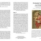 Year of Faith Prayer - Eucharistic Novena **ENGLISH** #YOF-NOVENA**ENGLISH