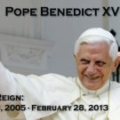 Pope Benedict XVI Prayer Card #128