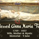 Blessed Anna Maria Taigi Holy Card PC#467