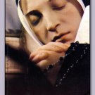 ST BERNADETTE PRAYER CARD PC#57